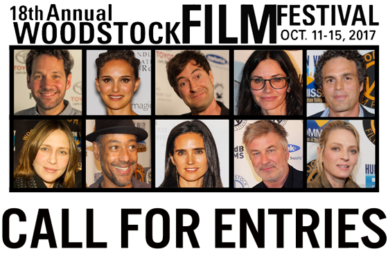 Woodstock Film Festival 2016 Dates